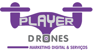 Logo Marca Player Marketing & Drones